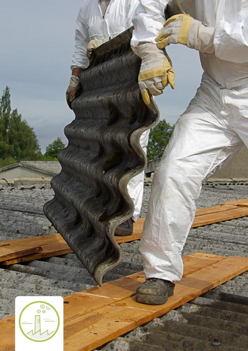Formazione obbligatoria per addetto allo smaltimento, rimozione, bonifica amianto
