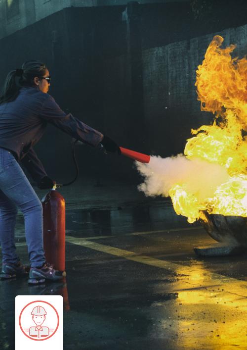 Formazione Obbligatoria per Addetto alla Prevenzione Incendi, Lotta Antincendio e Gestione delle Emergenze - Aziende a Rischio Basso