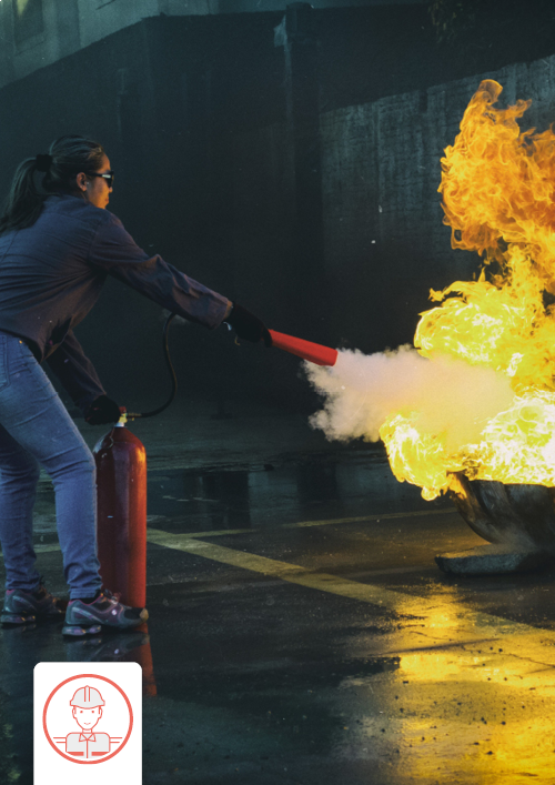Formazione obbligatoria per addetti alla prevenzione incendi, lotta antincendio e gestione delle emergenze - attività a rischio medio